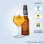 Brand Krachtig Blond 1 losse fles: van €1,20* voor €0,90