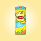 Lipton Ice Tea Peach Zero: van €2,39* voor €0,-