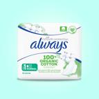 Always Cotton Protection: van €3,19 - €4,69* voor €1,-