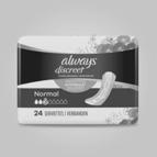 Always Discreet verband: van €4,10 voor €1,-