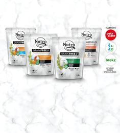 NUTRO® droogvoer: van €9,99 - €11,99* voor €2,-