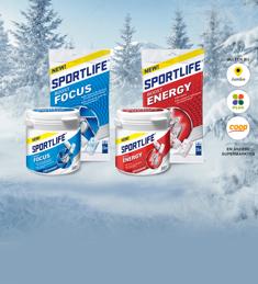 Sportlife Boost 3-pack of pot: 50% cashback