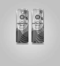 D.E Ice Cappuccino óf Ice Mocha Latte: van €1,05* voor €0,-